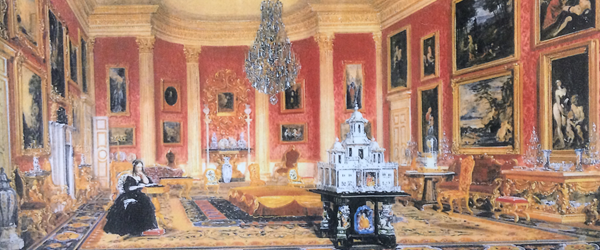 "Stowe House – ""Most Perfect Interiors Ever Witnessed"""